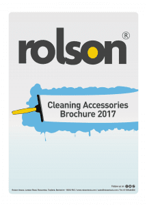 Cleaning Accessories Brochure 2017