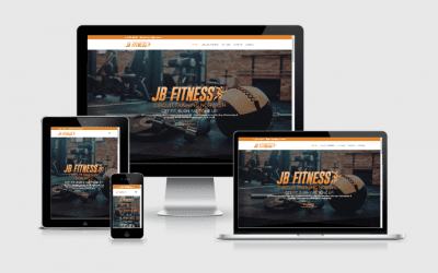 New Website Launch – JB Fitness Norwich