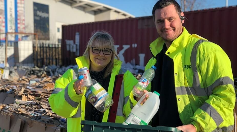 Lakeside Recycling Help from Aston Services Group