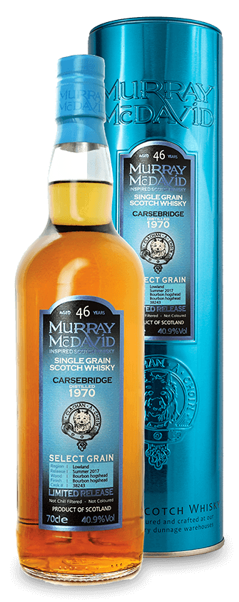 Murray McDavid Whisky Select Grain Carsebridge